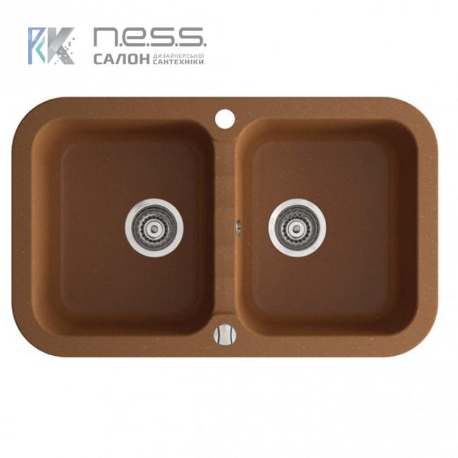 Мойка кухонная Marmorin IGNIS, 435203