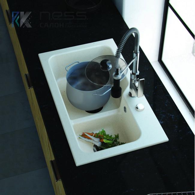 Мойка кухонная Marmorin AKO, P_Z_001_50_0800