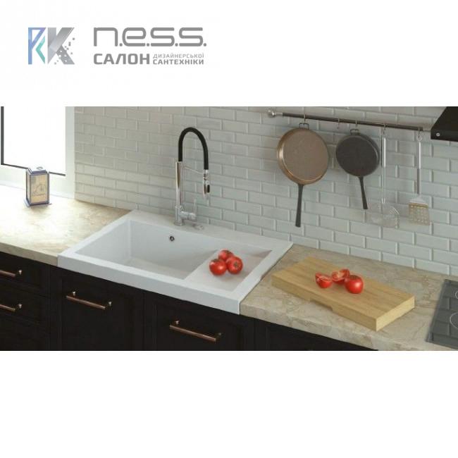 Мойка кухонная Marmorin NERO, 714113