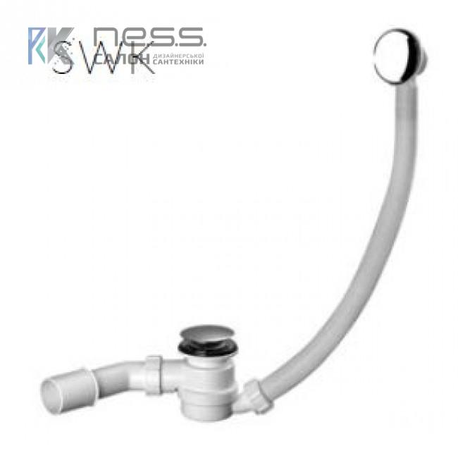 Сифон SWK для ванны с переливом